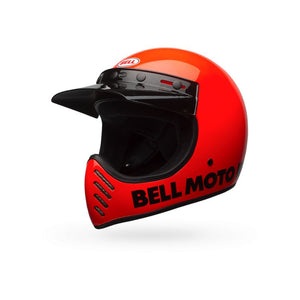 "BELL ""Moto 3"" - Orange - City Limit Moto"