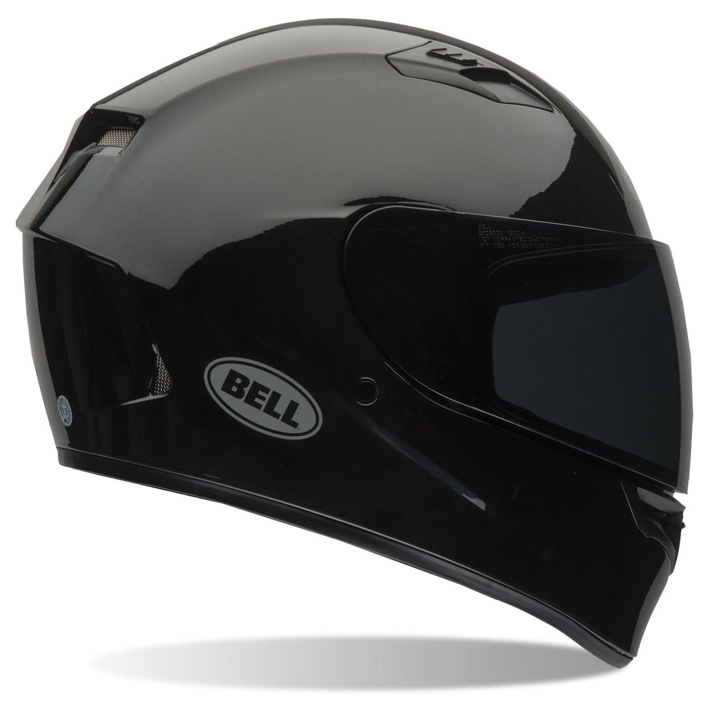 "BELL ""Qualifier"" Helmet - Gloss Black - City Limit Moto"