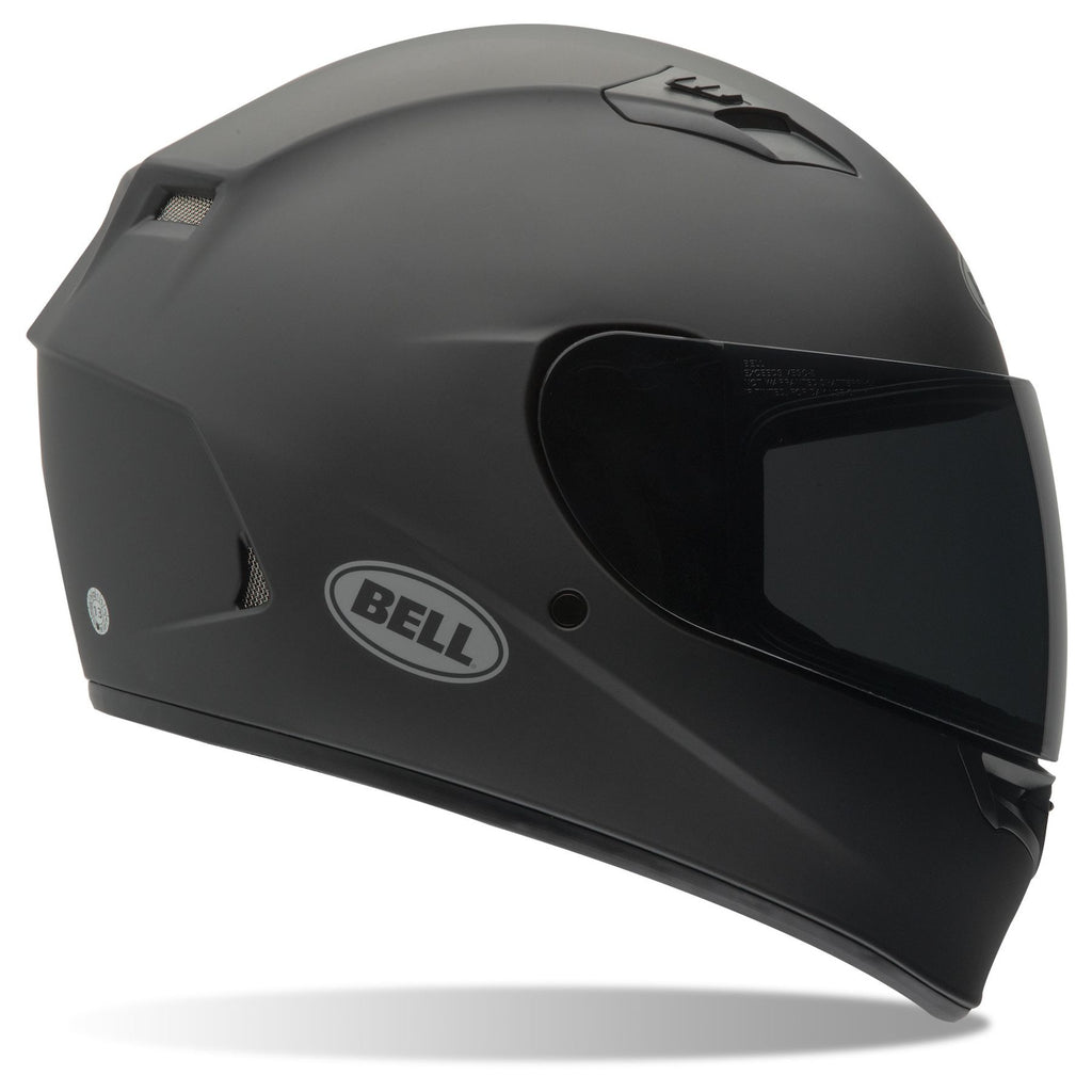 "BELL ""Qualifier"" Helmet - Matte Black - City Limit Moto"
