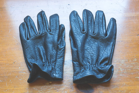 Grifter - Scoundrels Gloves - Black Bison (LIMITED RELEASE) - City Limit Moto