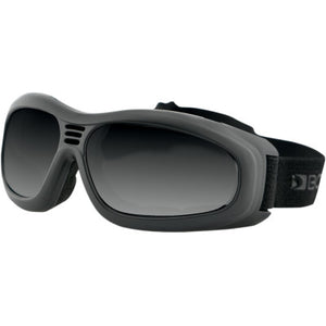 BOBSTER  Touring II Goggles - Matte Black - Smoke