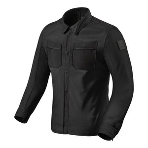 Rev'it Overshirt Tracer Air Black