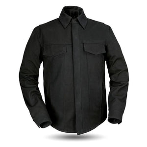 "First Manufacturing ""MERCER"" Riding Shirt - City Limit Moto"