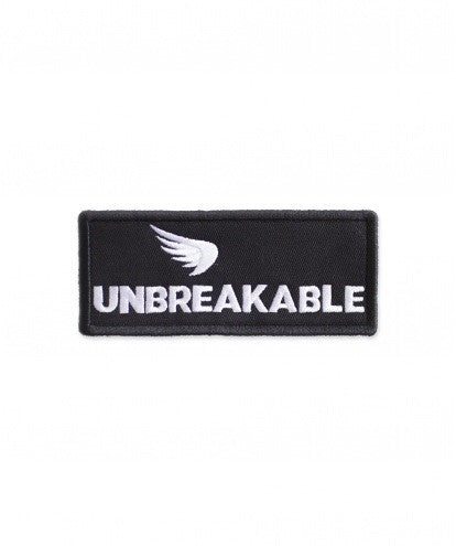 SAINT - Unbreakable Embroidered Patch - City Limit Moto