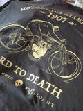 """Board to Death"" Tee - City Limit Moto"