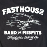 "Fasthouse ""Keeper"" Tee - Black - City Limit Moto"