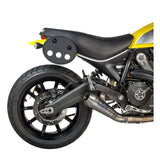 Kriega Saddlebag Platform - Ducati Scrambler - City Limit Moto