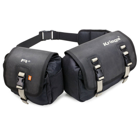 Kriega R8 Waistpack - City Limit Moto