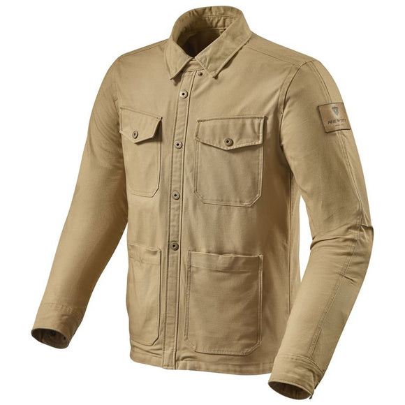 Rev'it! Worker Overshirt Sand