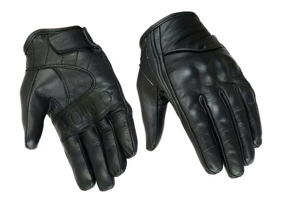 Daniel Smart DS88 Women's Leather Gloves - City Limit Moto