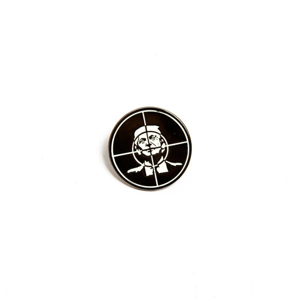Public Enemy Pin