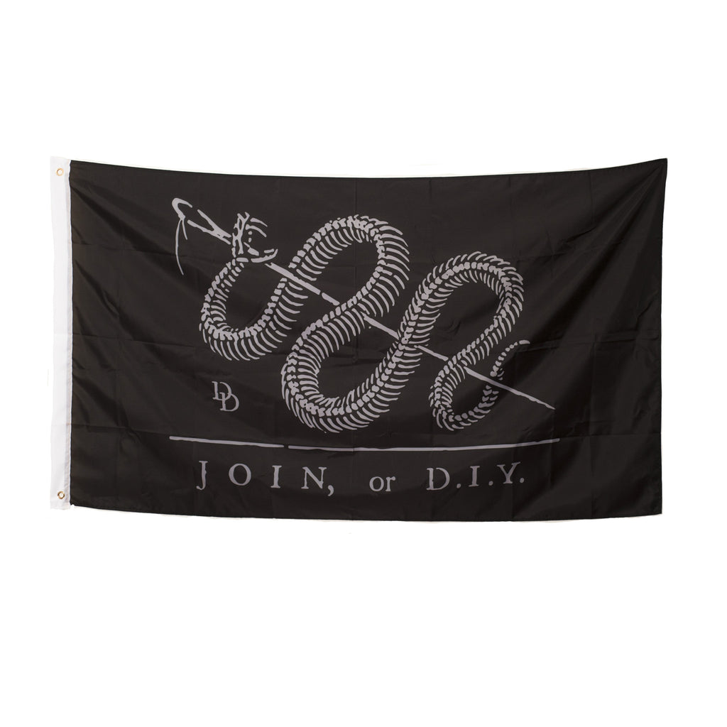 Join or D.I.Y. Flag