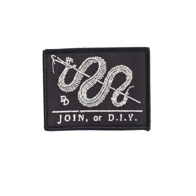Join or D.I.Y. Patch
