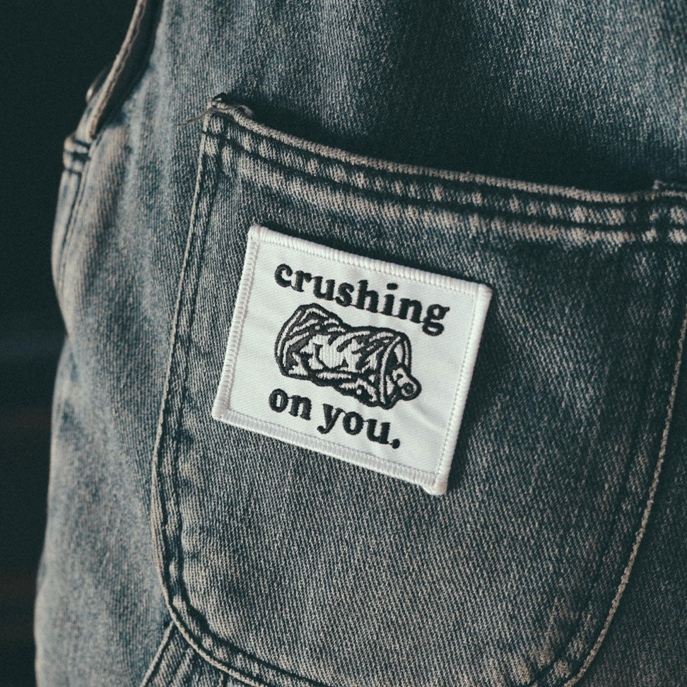 Crushing on You Patch