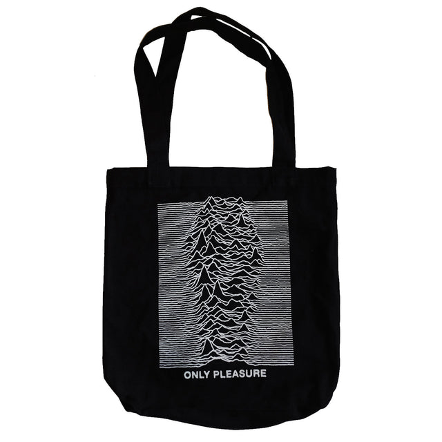 Only Pleasure In Death Tote Bag