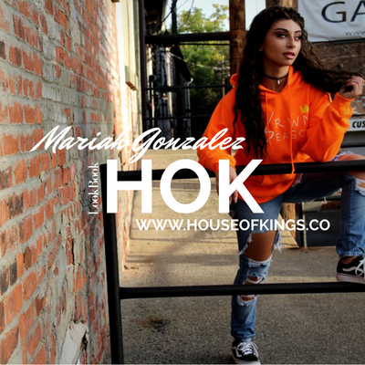MG x HOK Look Book Fall 2017
