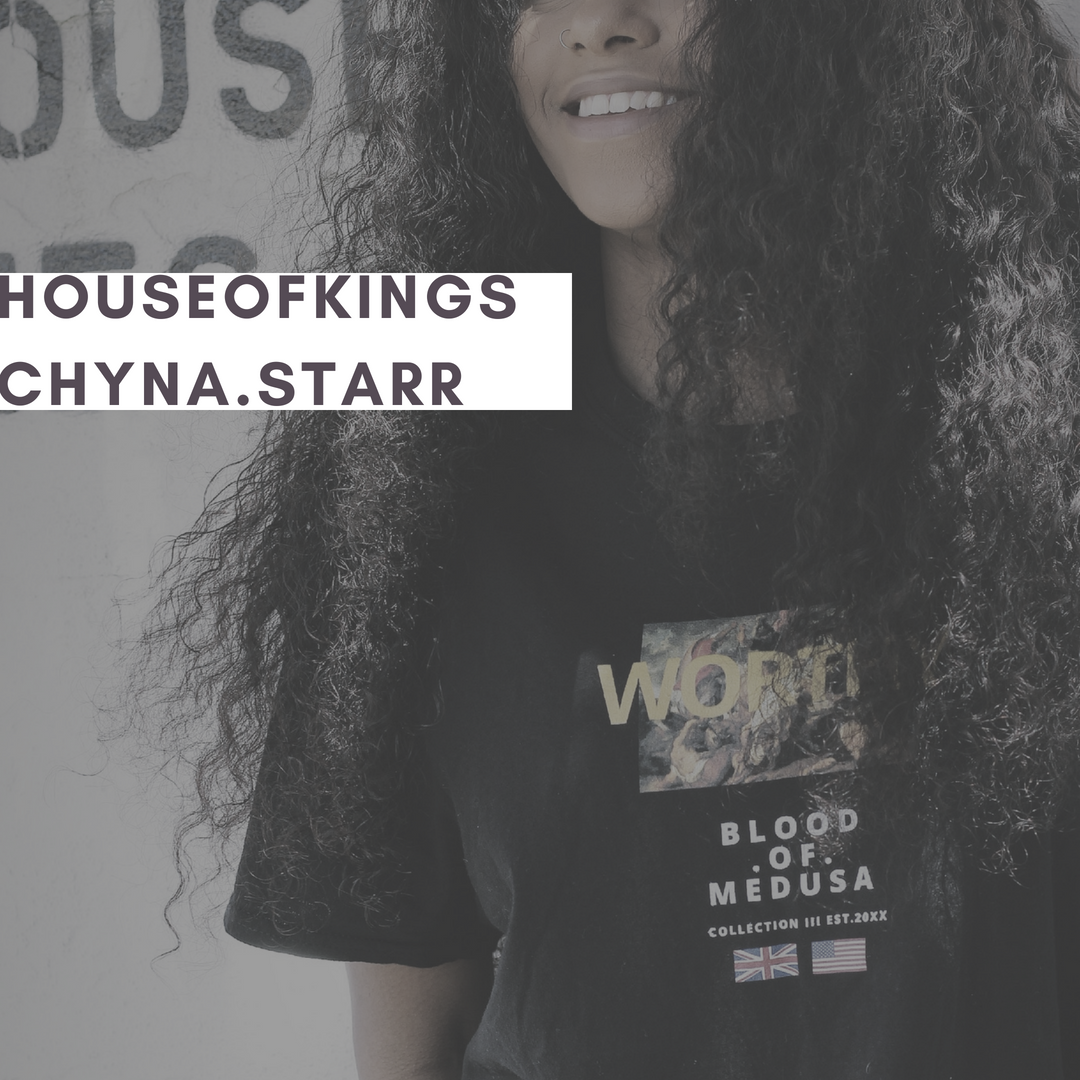 Spring Lookbook: Blood of Medusa Feat. Chyna.Starr (@chyna.starr)