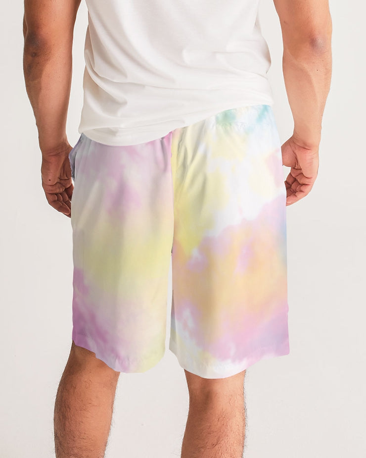 Chase Your Crown Series 02 Tie Dye Men's Jogger Shorts