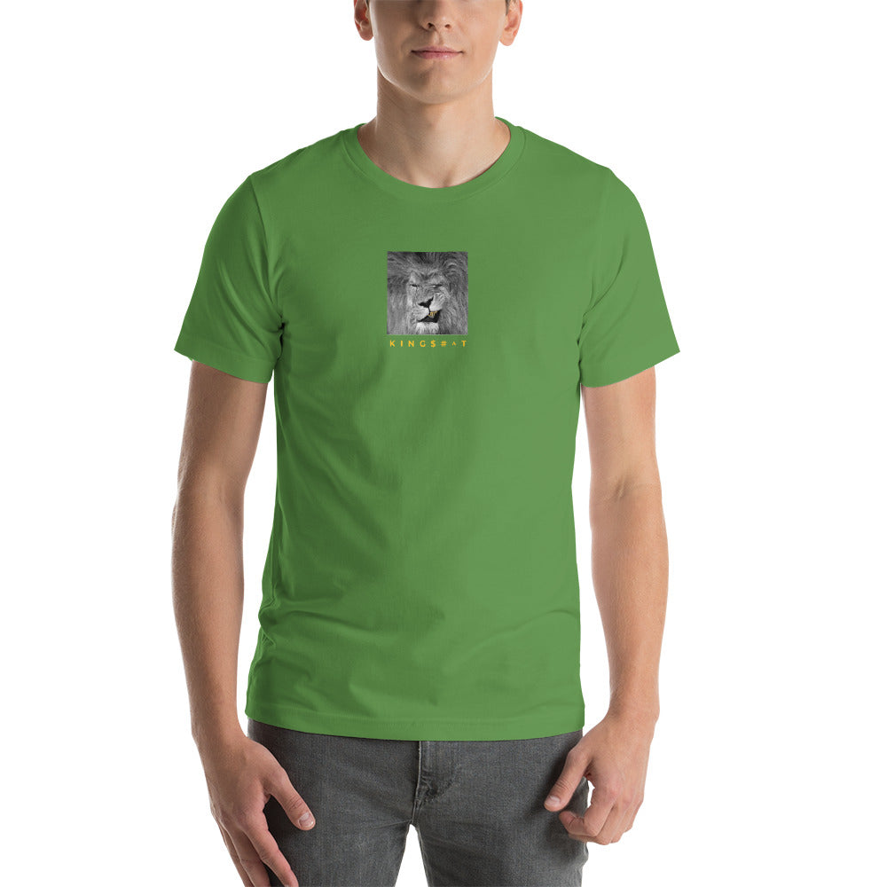 King Smile Short-Sleeve Unisex T-Shirt