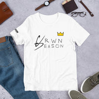 CRWNSEASON Premium T-Shirt (BLK Version)