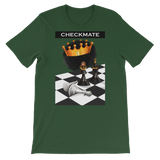 """CheckMate"" Unisex Short-Sleeve T-Shirt"