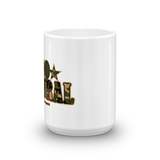 "Go Natural ""Green Camouflage"" Mug"