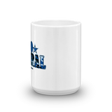 "Go Natural ""Blue Camouflage"" Mug"