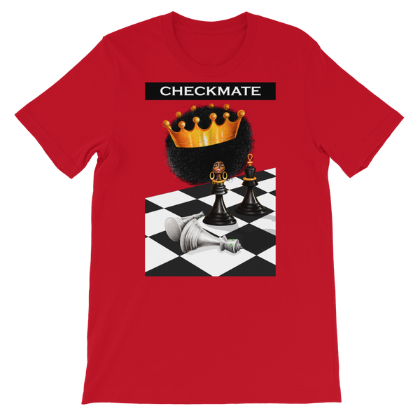"""CheckMate"" Women's T-Shirt"