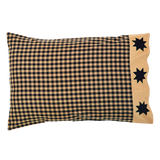 Dakota Star Pillowcases