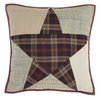 Abilene Star Quilted Pillow Cover