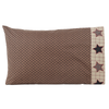 Bingham Star Pillowcases