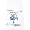 Sawyer Mill Blue Windmill Kitchen Towel