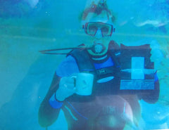 High Rise Coffee goes scuba diving