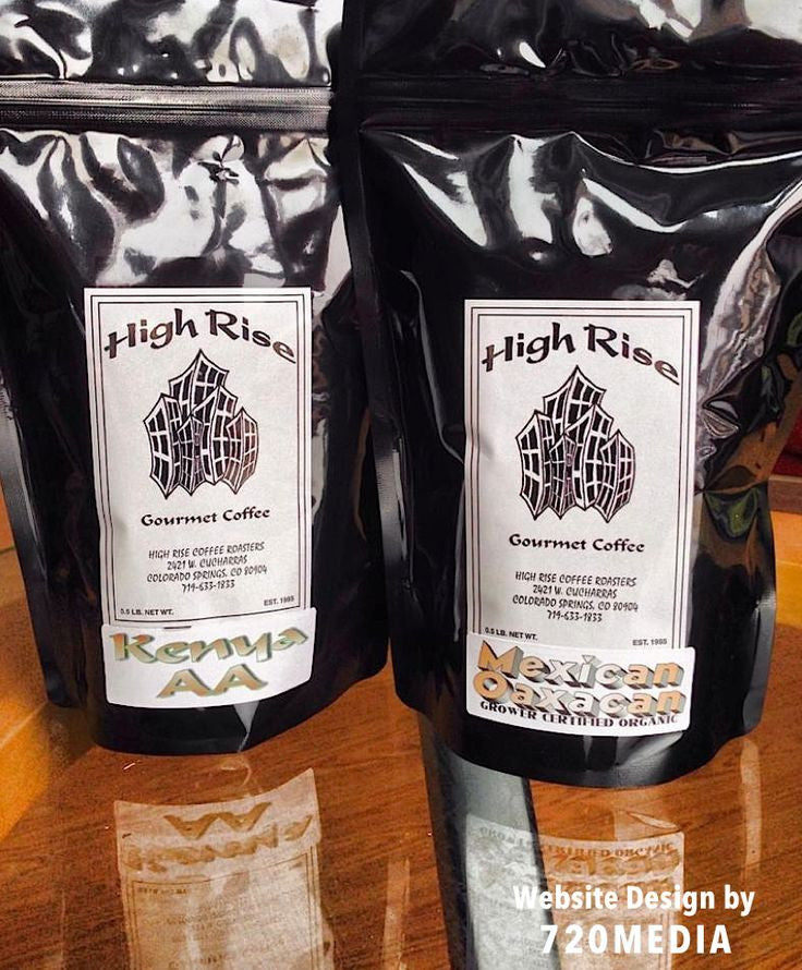 High Rise Coffee  - get coffee delivered fresh to your door