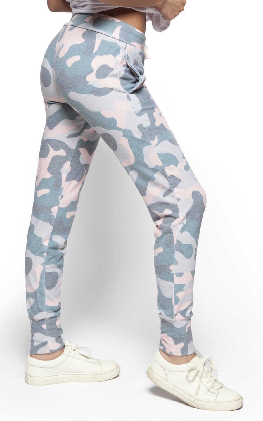 JOGGER IN PEACE TRAIN CAMO