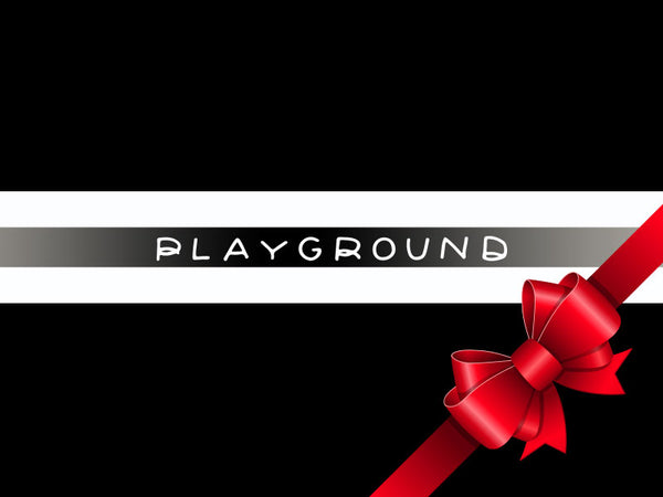 GIVE THE GIFT OF PLAY!