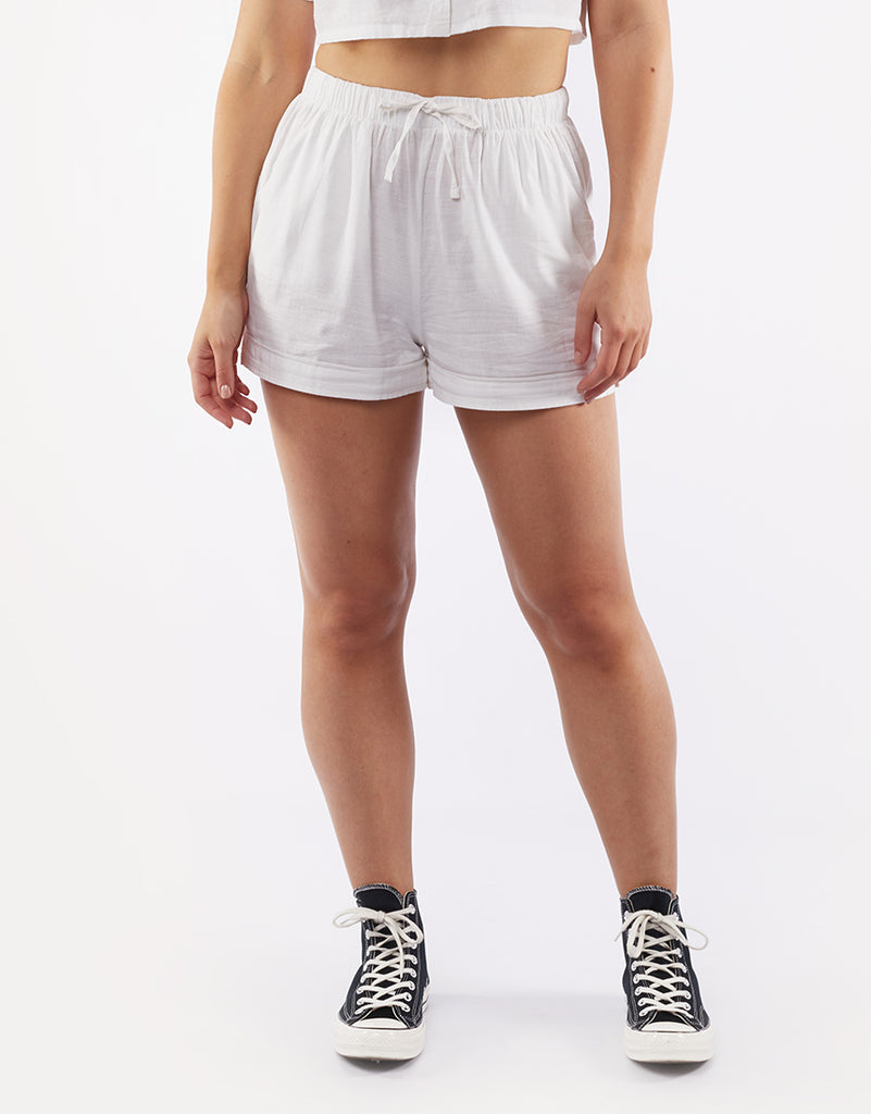 Everyday Shorts White