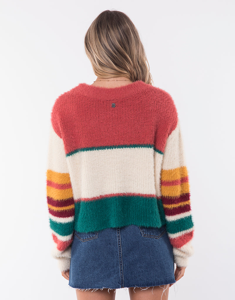 JUMBLE CREW - YARN DYED STRIPE