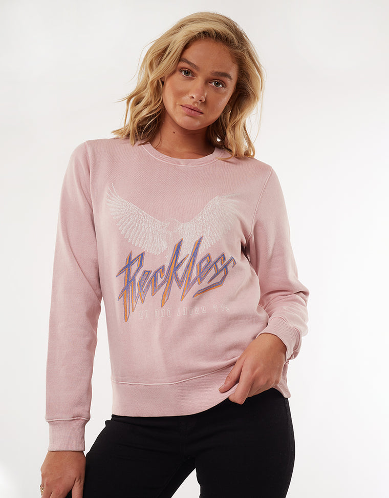Reckless Crew Pink