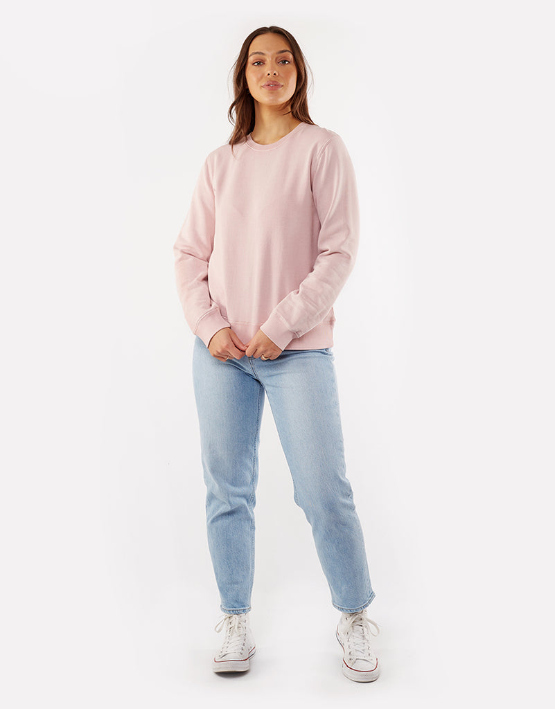 Essential Crew Pink