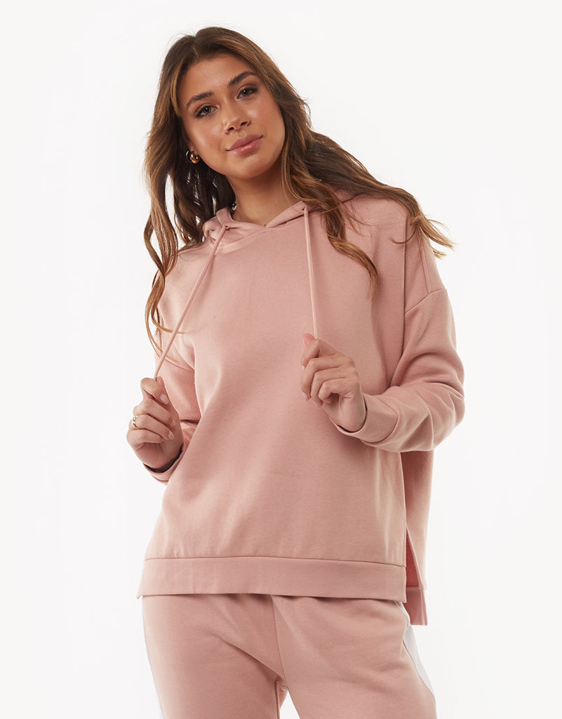 WANTED HOODY - PINK