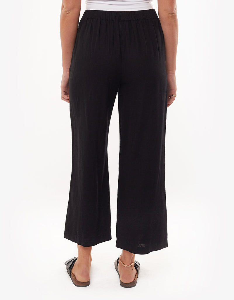 EVERYDAY CULOTTE - BLACK