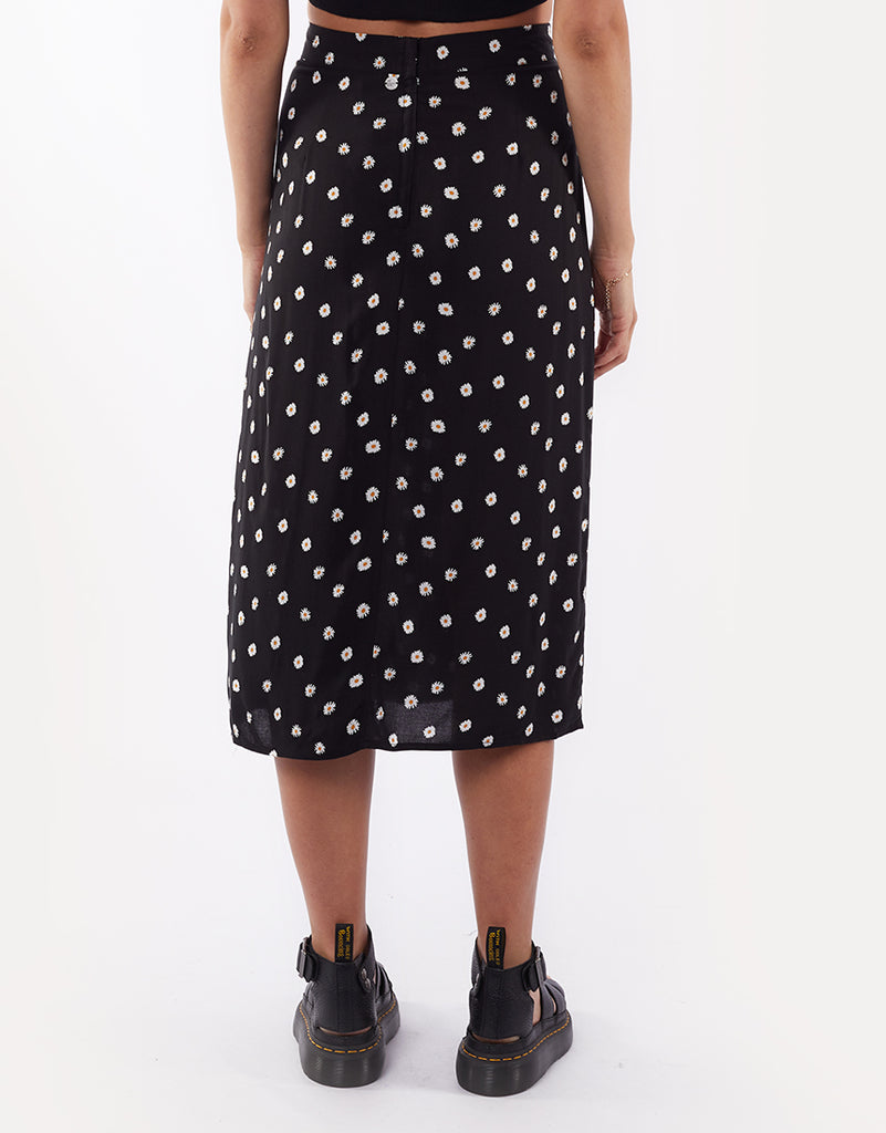 Daisy Days Midi Skirt Daisy Days Print