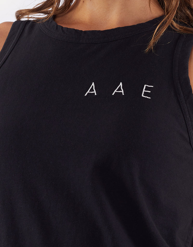 Easy Aae Tank Black
