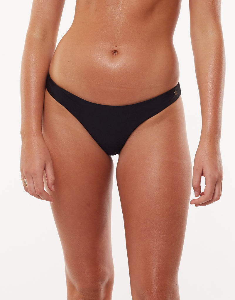 Eve Brazil Bottoms Black