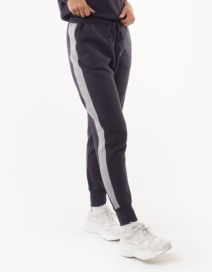All About Eve Clothing FRONTED TRACKPANT - CHARCOAL