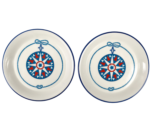 Porcelain Nautical Trinket Dish by Gucci