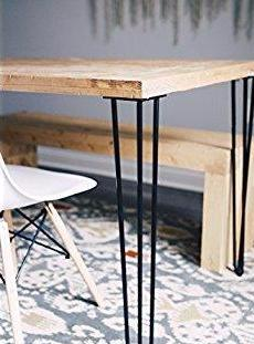 Hairpin Legs - 700mm, Furniture Legs | Base Furniture | Christchurch | New Zealand