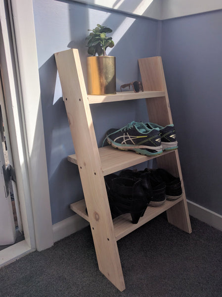 Miniature Ladder Shelf, Shelf | Base Furniture | Christchurch | New Zealand