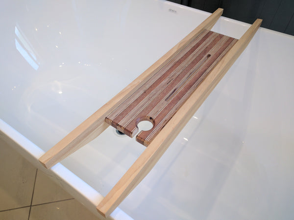 Jarrah & Pine Bath Rack, Bath Rack | Base Furniture | Christchurch | New Zealand